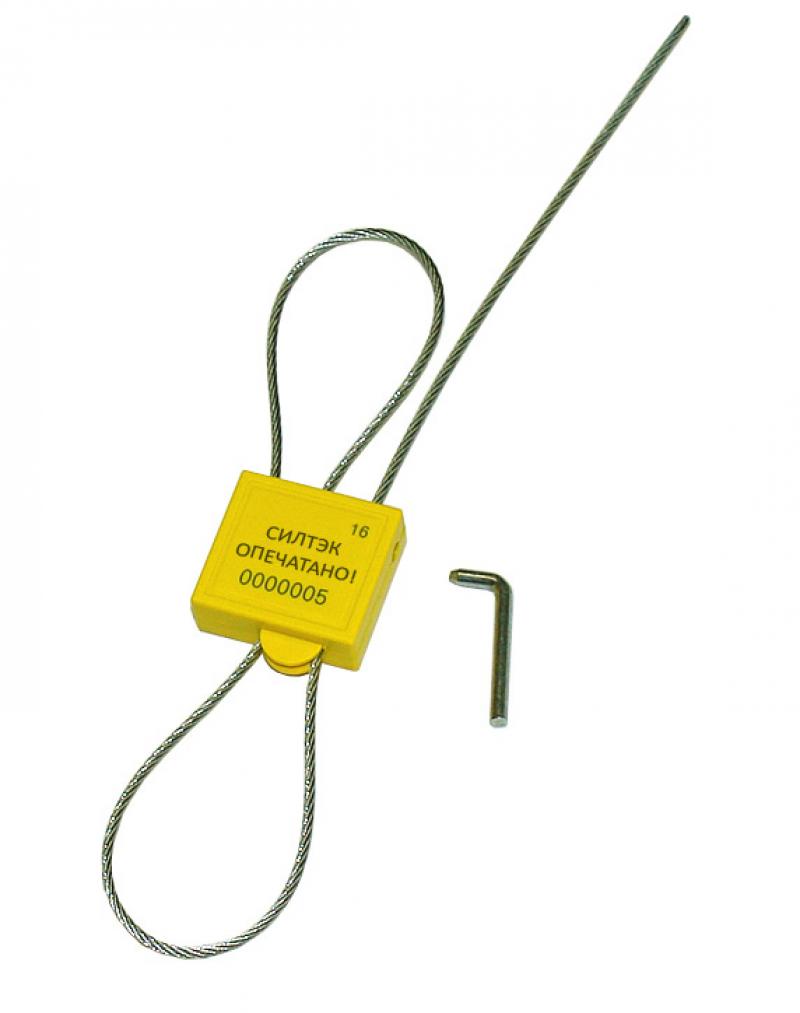 Запорно-пломбировочное устройство Кордон