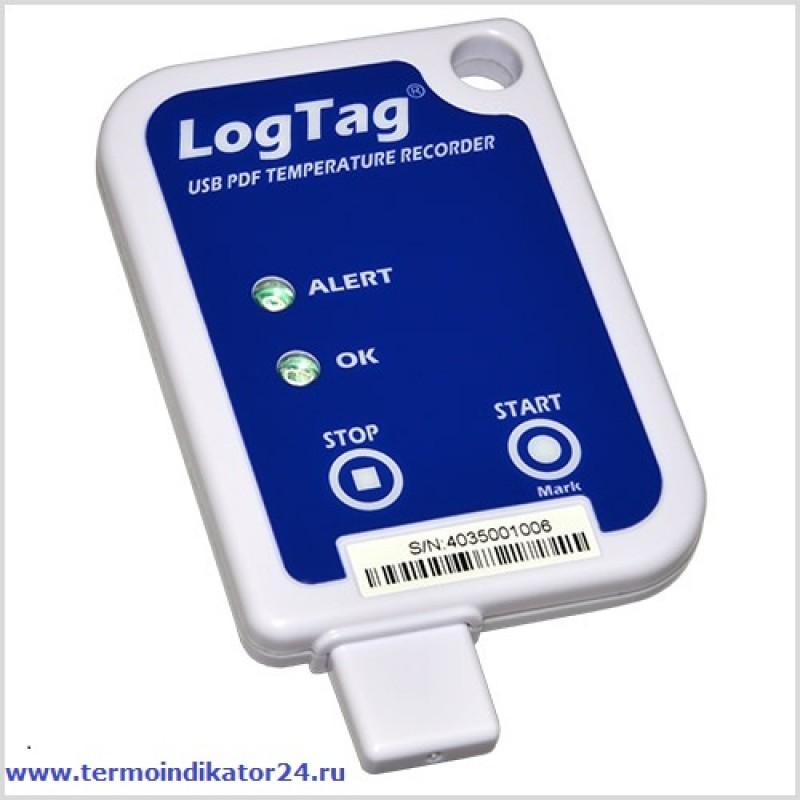 Термоиндикатор электронный ЛогТэг ЮТРИКС-16 (LogTag UTRIX-16) многократного запуска