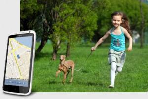 Автономный GPS + ГЛОНАСС Маяк Контроль за передвижением детей