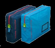 Опечатываемые сейф контейнеры, сумки