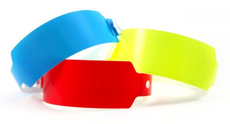 Купить виниловые браслеты на руку для Новогодних праздников Виниловые браслеты на руку