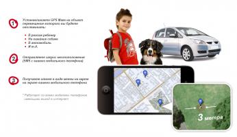 GPS Маяк TRANSCOM T-15 мониторинг транспорта