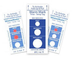 Термоиндикатор Воммарк ШортРан (WarmMark™ Short-Run)