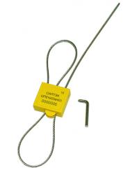 Запорно-пломбировочное устройство Кордон с двойным замыканием