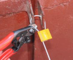 Тросорез 7,5 инструмент для снятия ЗПУ тросового типа