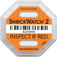 Индикатор удара груза ШокВотч2