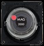 Многоразовый индикатор удара для особо крупных и тяжелых грузов МАГ 2000